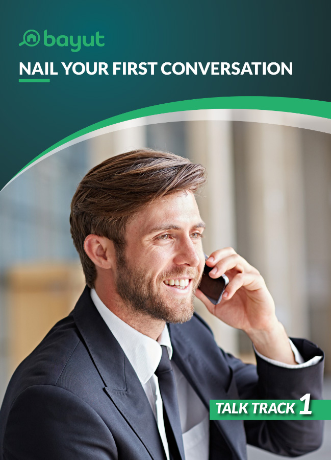 Nail your First Conversation