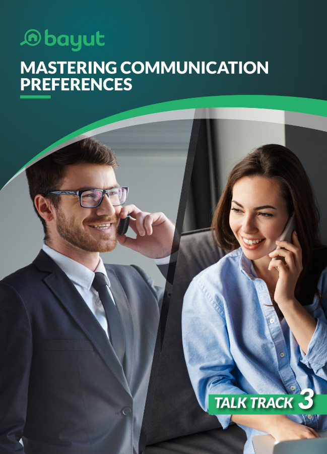 Mastering Communication Preferences